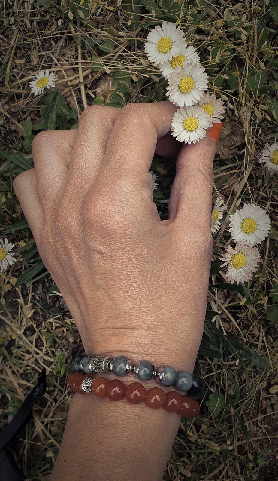 Dunp, ces bracelets qui  ne me quittent plus..