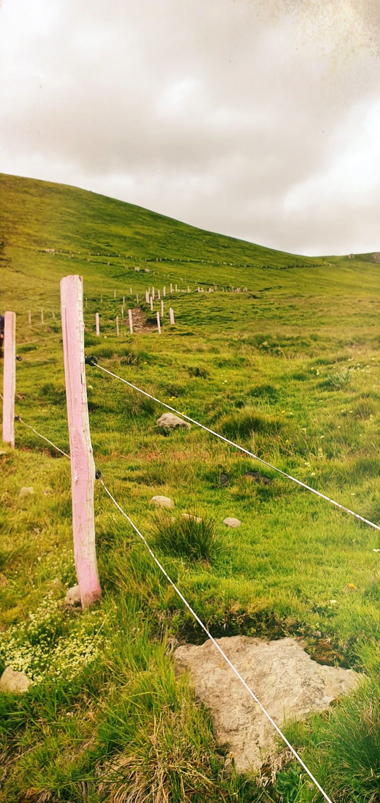 Allons prendre l'air au Col de la Croix Morand en Auvergne avec Gerlinéa