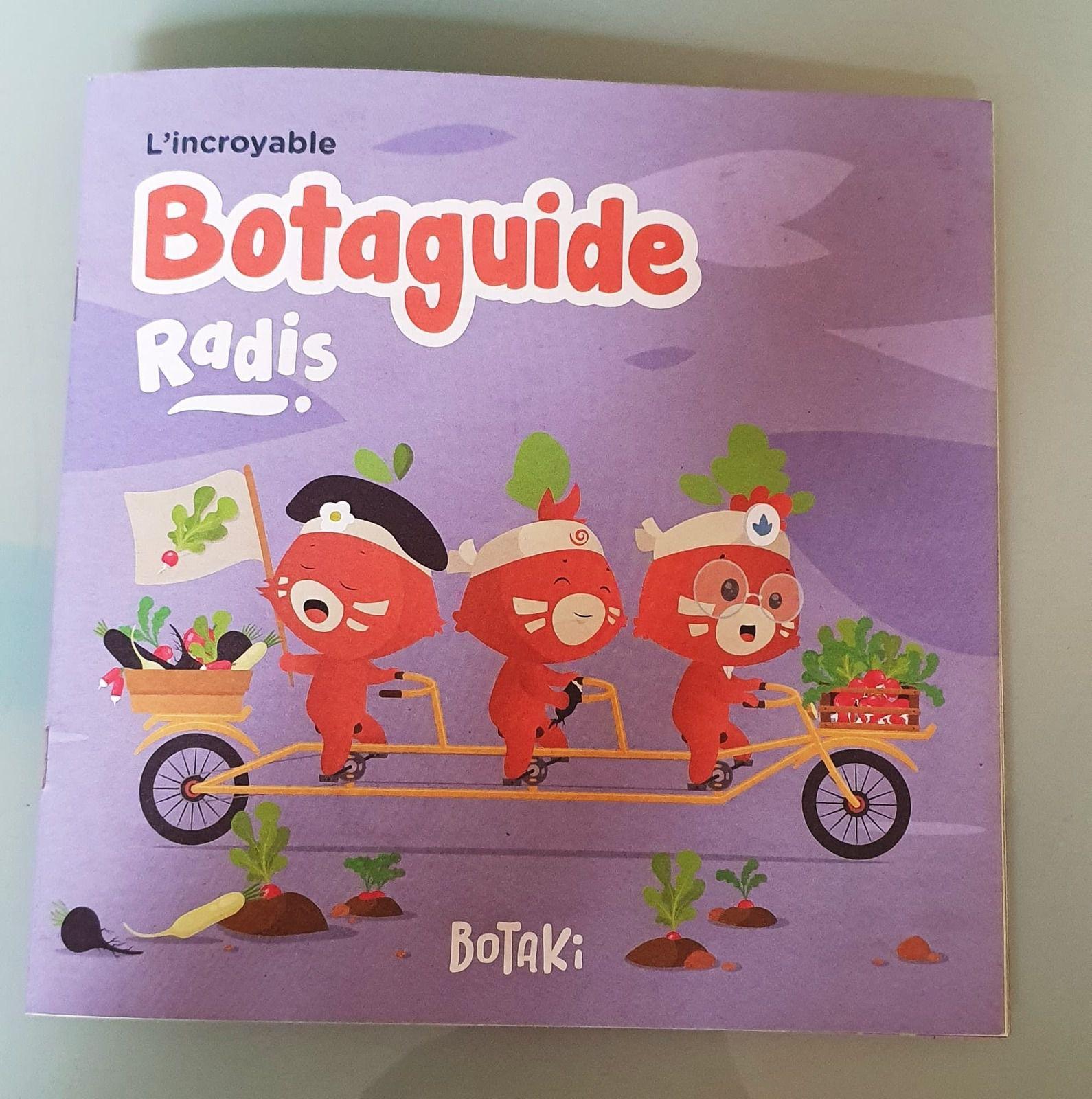 Botaki, la box qui connecte les enfants à la nature