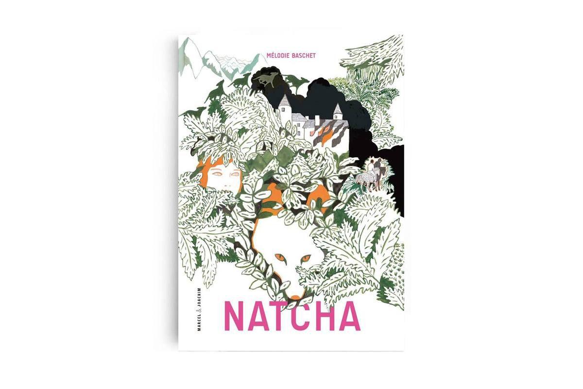 Natcha - Mélodie Baschet - Marcel et Joachim