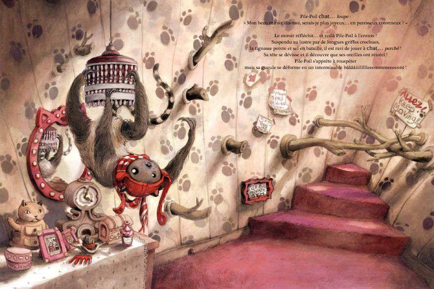 Pile-Poils - Laure Siriex, illustré par Chiara Arsego - les éditions les p'tits bérets