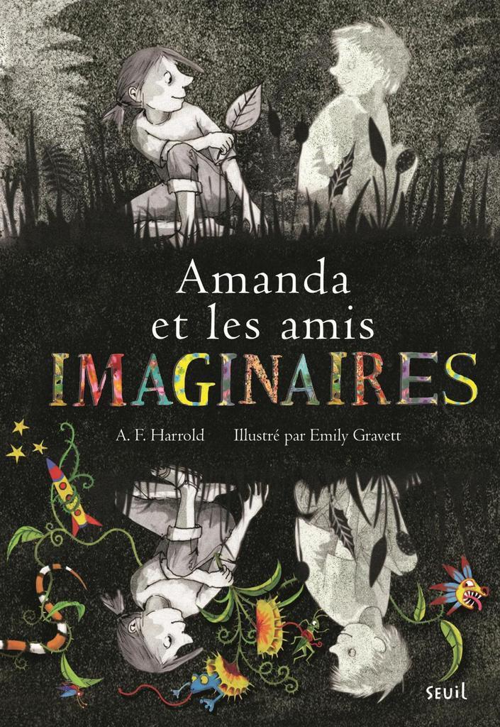 Les amis imaginaires & la littérature jeunesse