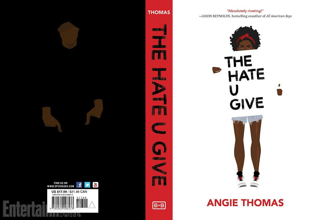 The hate U give : la haine qu'on donne / Angie Thomas - Nathan