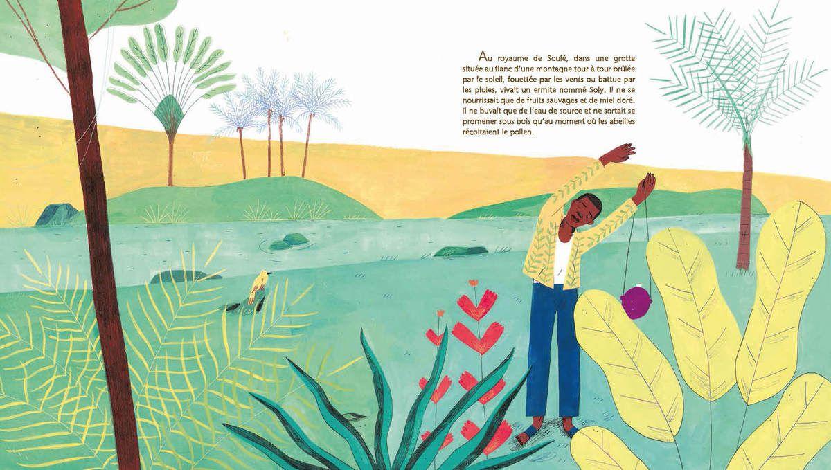 Soly ou la leçon d'humilité / Amadou Hampâté Ba, Sara Quod - Editions de l'éléphant