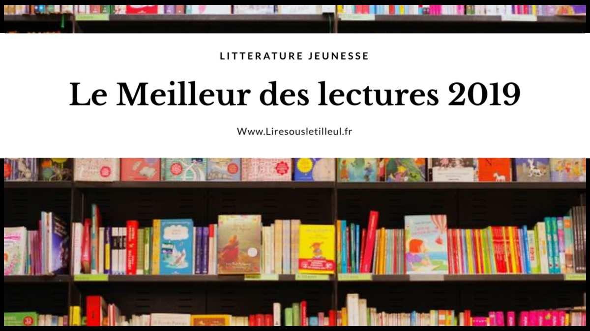 Les TOP 2019  du blog Lire sous le Tilleul : rétrospective