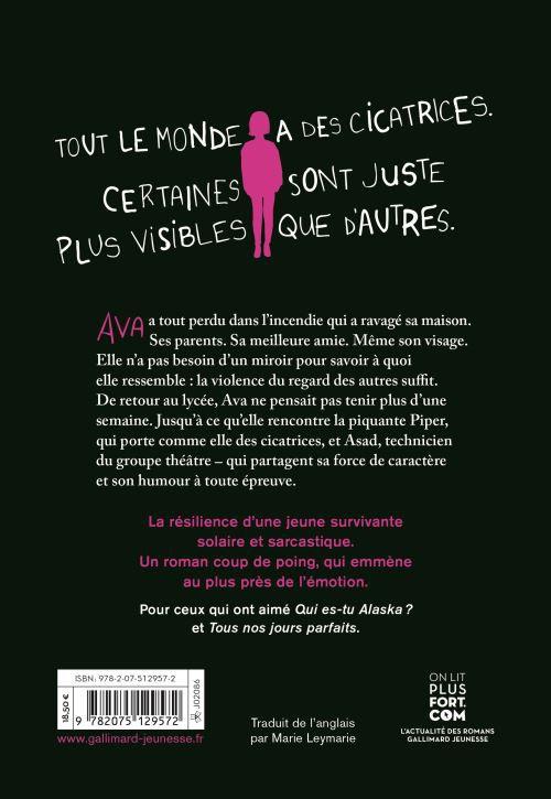 Dévisagée / Erin Stewart - Gallimard Jeunesse