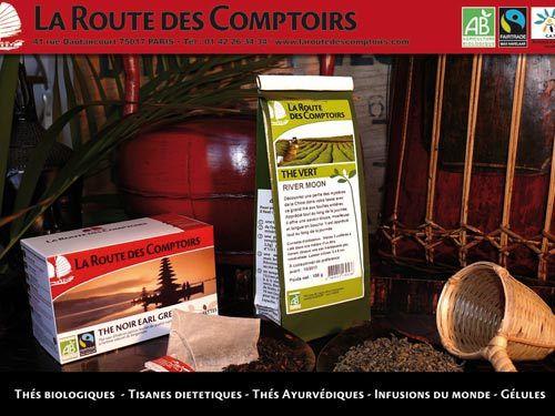 """Histoire de """"La Route des Comptoirs"""""""