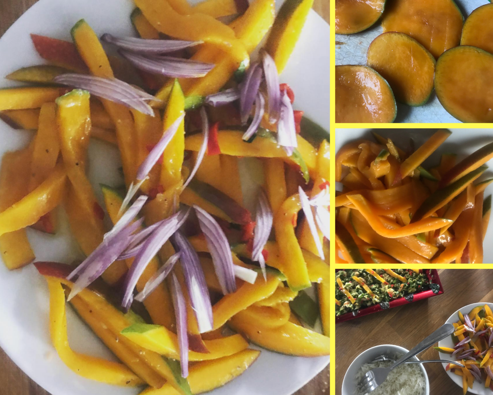 Rougail mangue