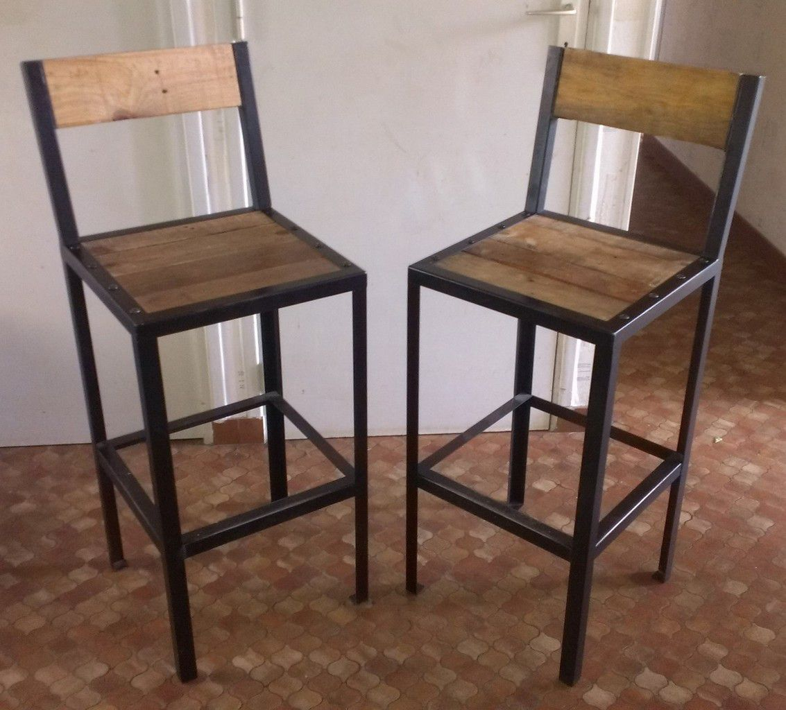 tabouret bar palette sh72 humatraffin. Black Bedroom Furniture Sets. Home Design Ideas