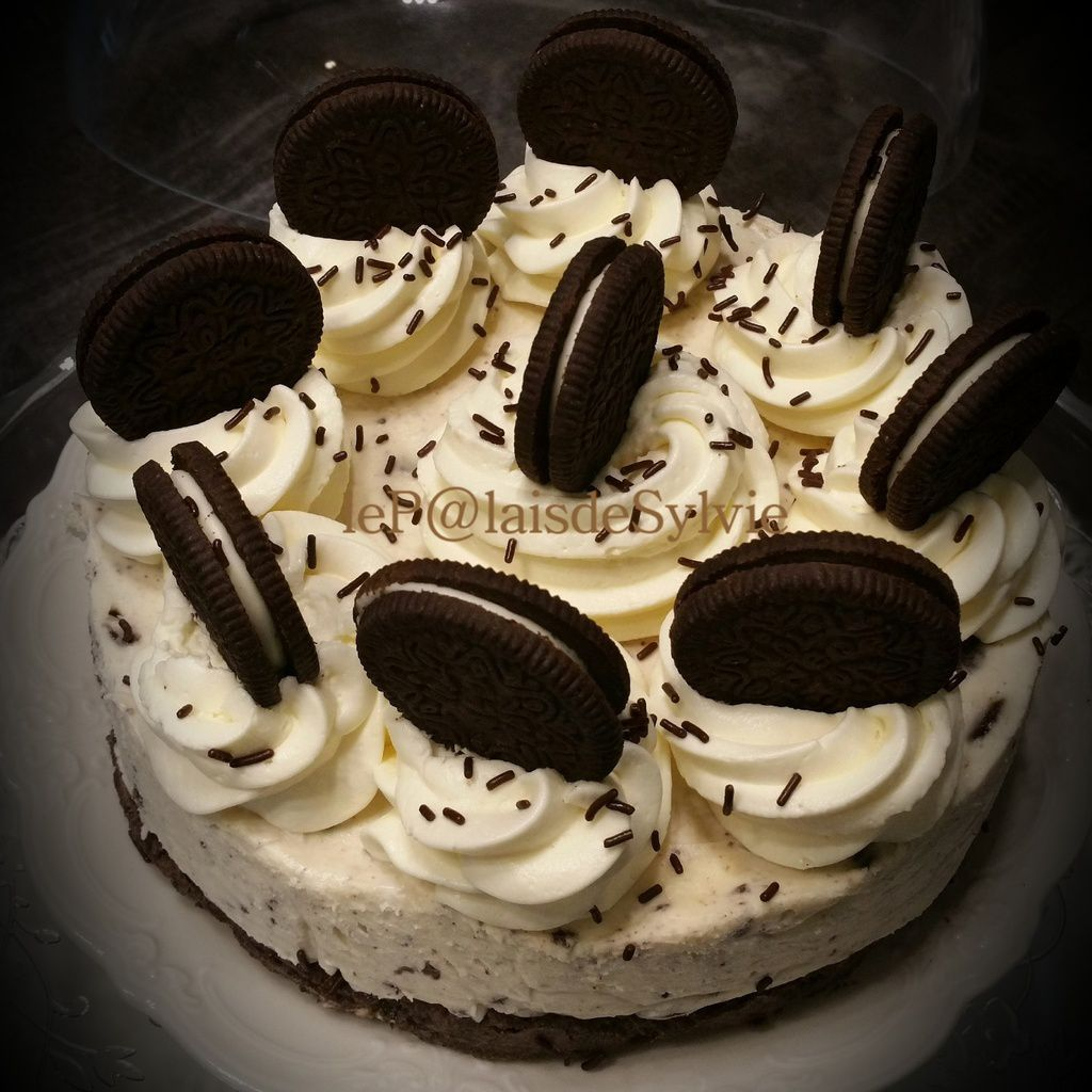 #CHEESECAKEOREO #CHEESECAKESANSCUISSON