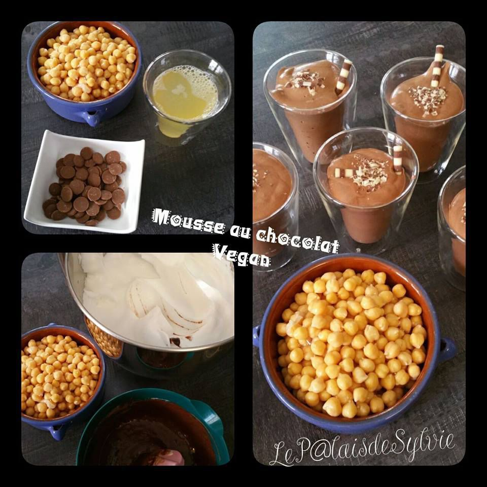 #Moussechocolatvegan #dessertvegan #healthyfood