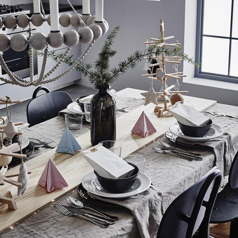 Comment dresser une table de Noël ? (Partie 3) >