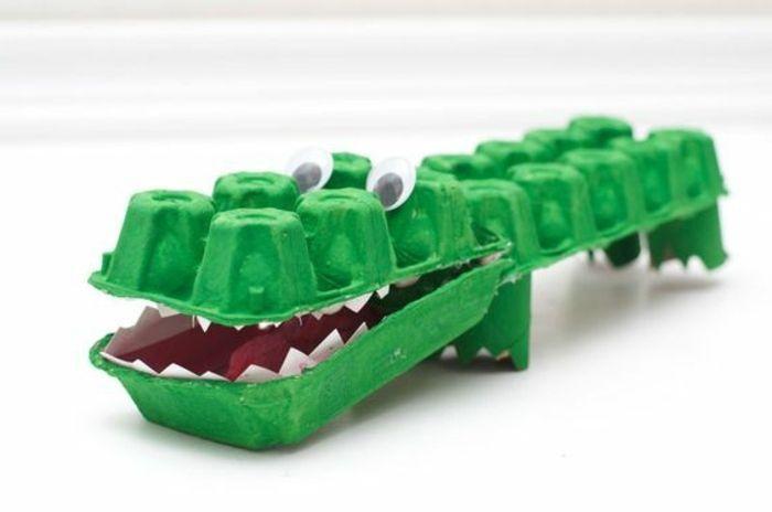 Un crocodile pas du tout effrayant ! >>>