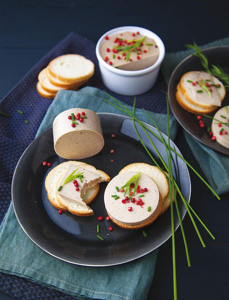 Terrine façon foie gras