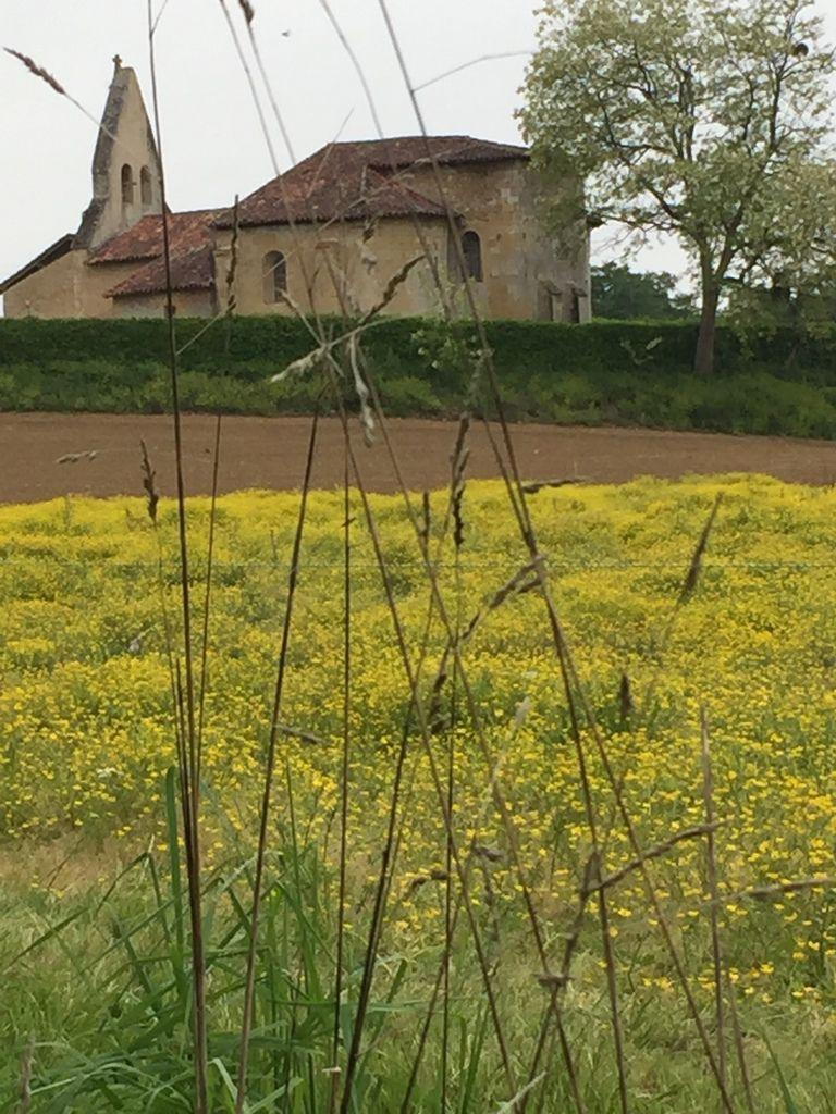 église de Sensacq
