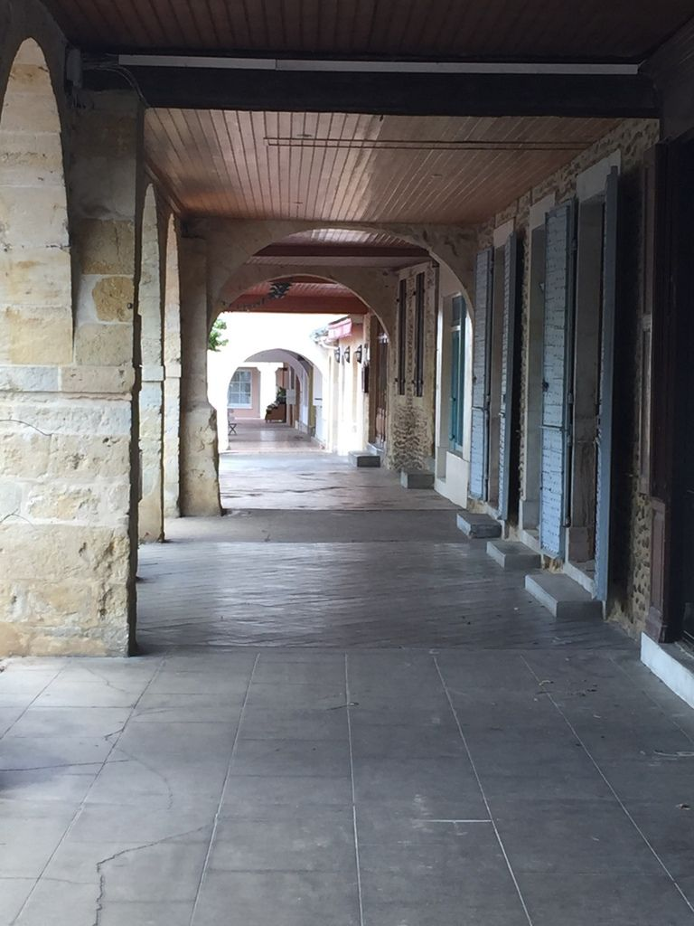 Arcades d'ARZACQ ARRIGUET