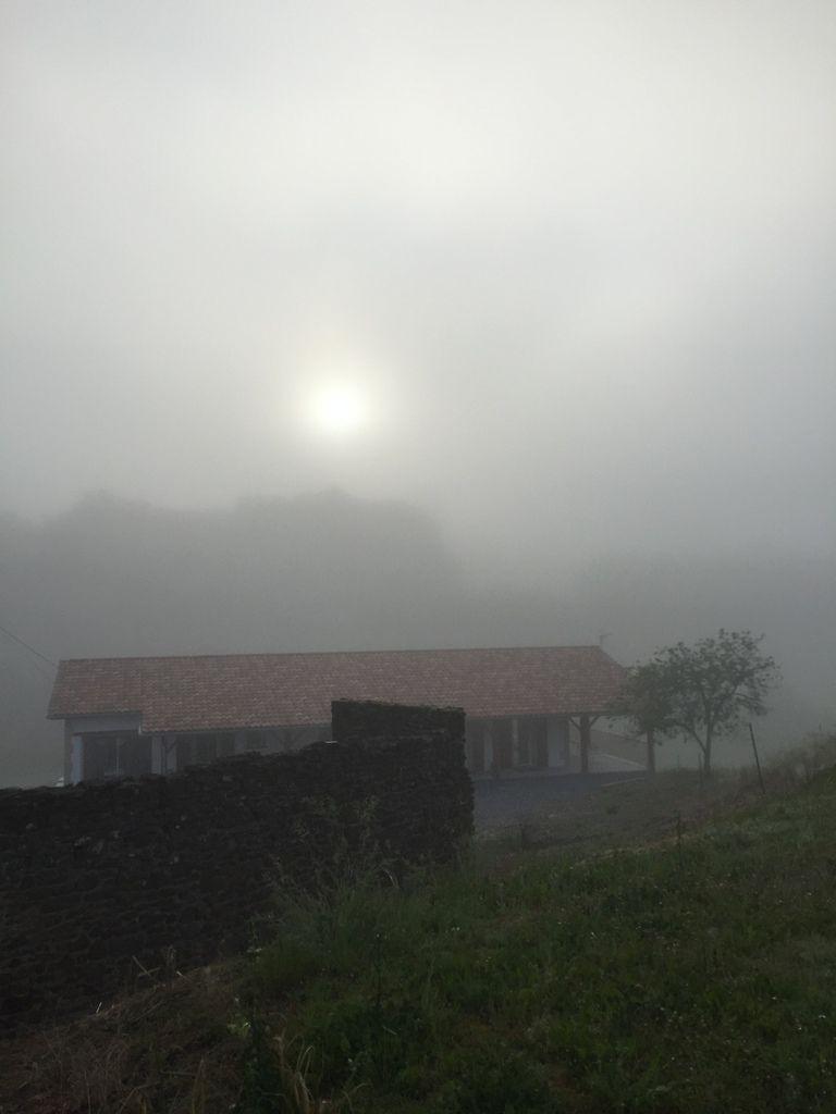 COMPOSTELLE 2017 : JOUR 6 : SARROUE - SAINT JEAN PIED DE PORT (44 kms)