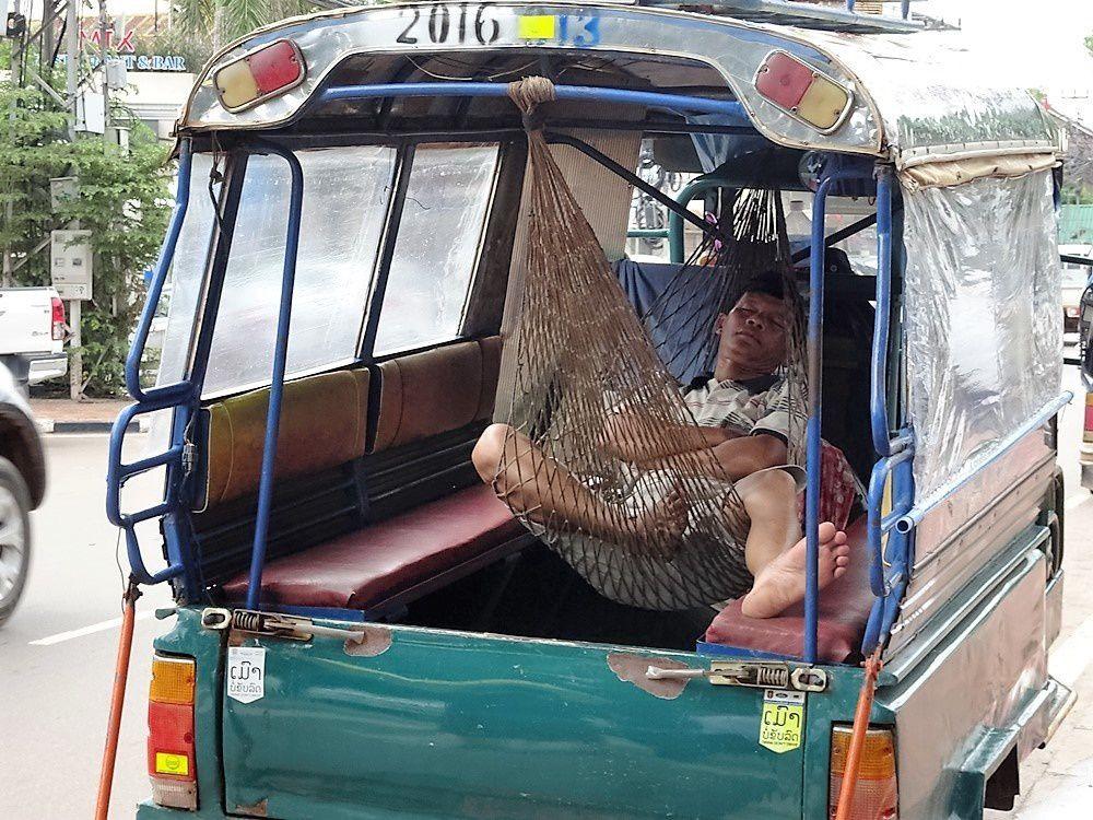 Vivre laotiennement...