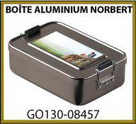 Gamelle NORBERT en aluminium