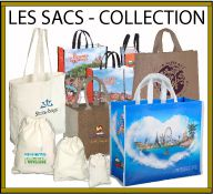Collection de sacs