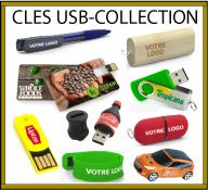 Clés usb collection