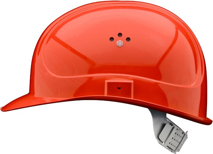 Casque de chantier BOGUEY - Rouge