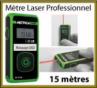 Photos mètres laser