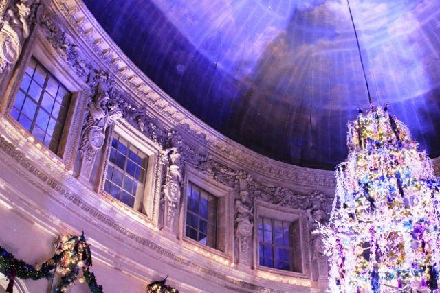 Noel au chateau Vaux le Vicomte