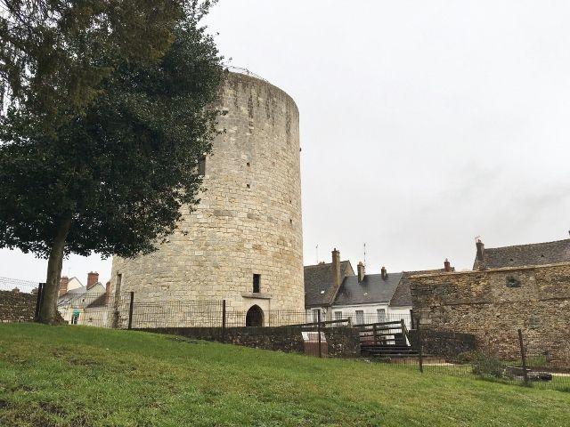 Donjon du chateau de Dourdan