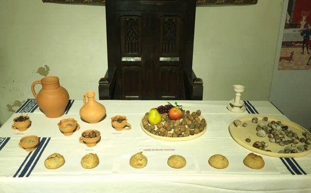 Table au Moyen Age - Dourdan