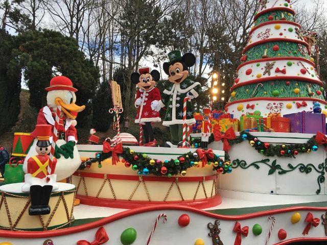 Parade Noel Disney 1