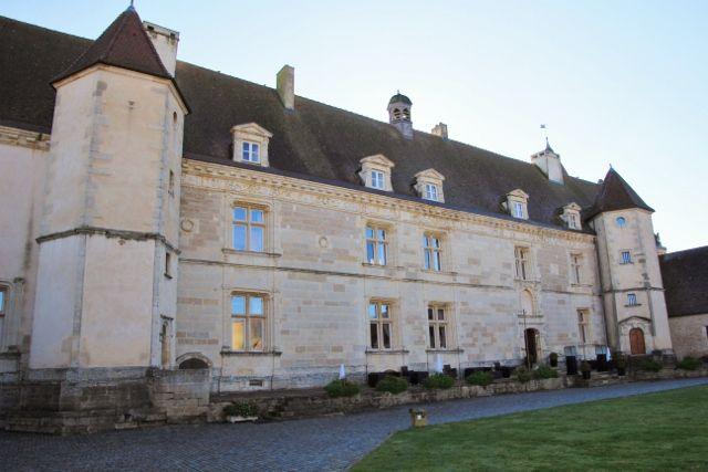 Chateau de Chailly sur Armançon