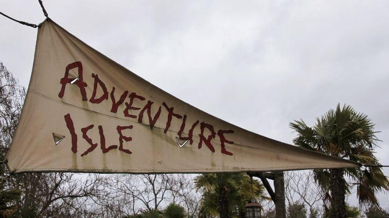 Adventure island - Adventureland