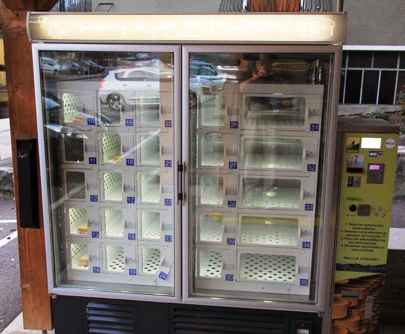 Coopérative laitière du beaufortain
