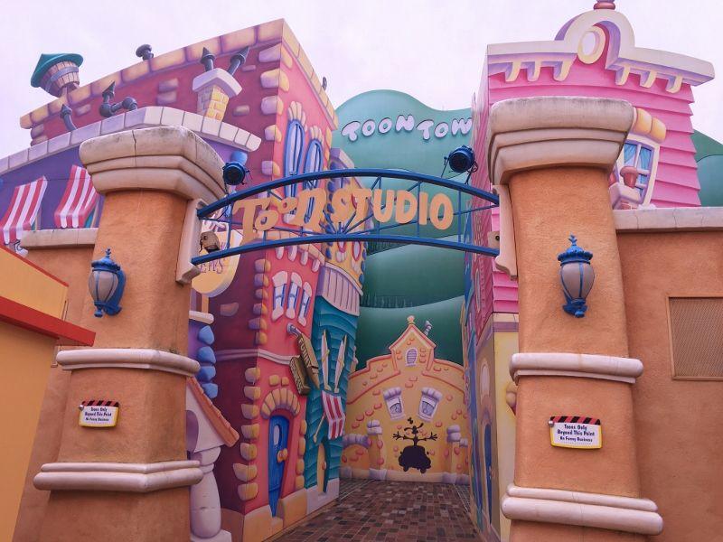 Toon Studio Walt Disney studios