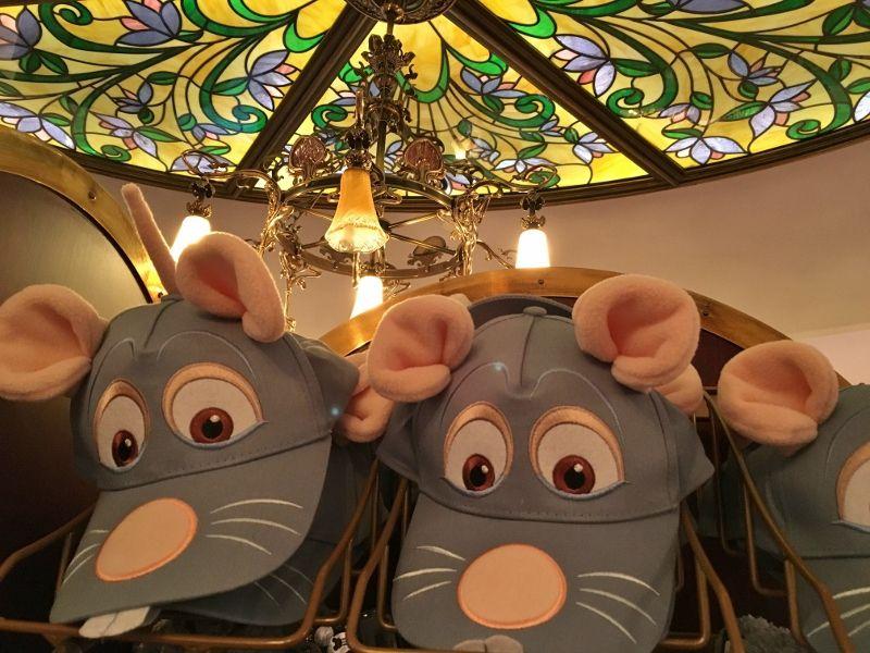 Shopping d'hiver chez Disney