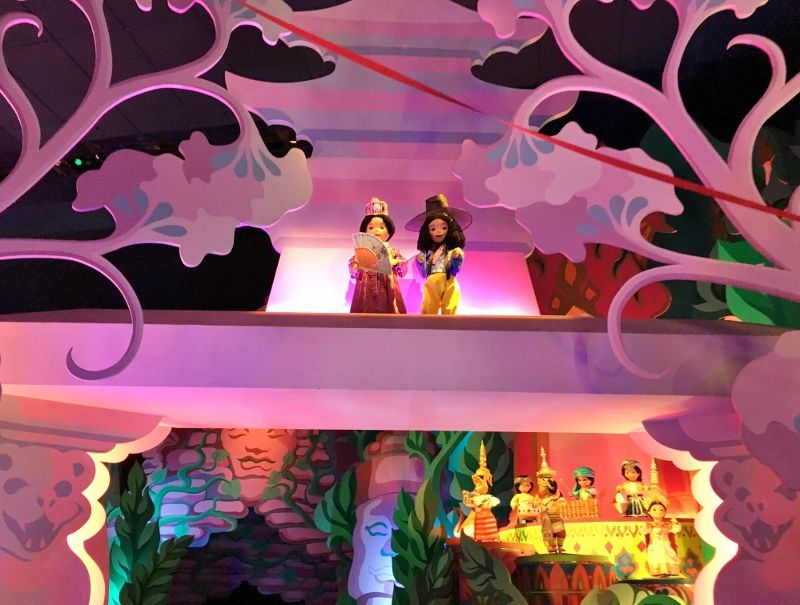 It's a small world Asie