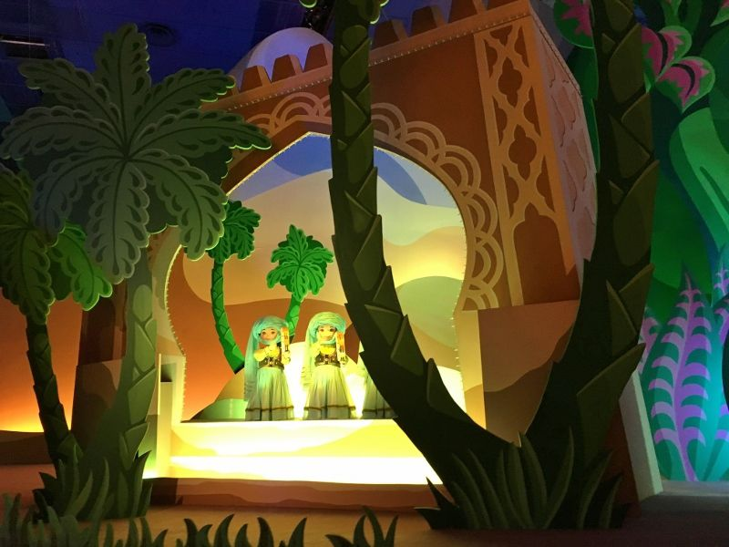It's a small world Afrique