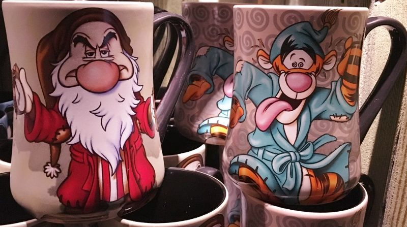 Mugs et bols Disney