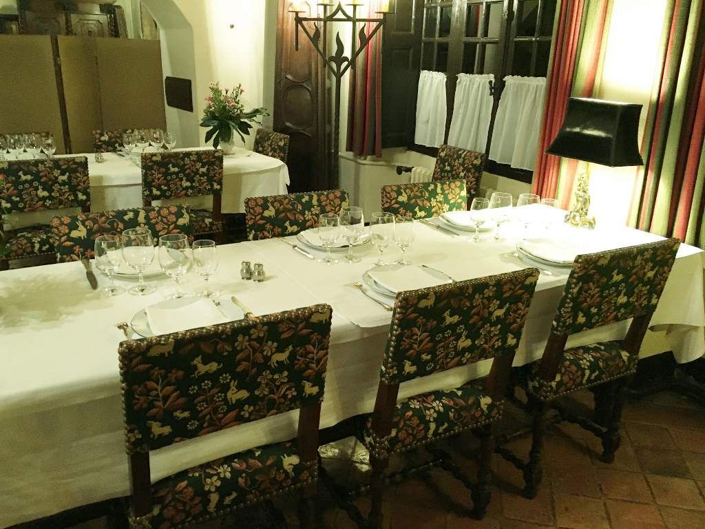 Restaurant Ostellerie Pérouges
