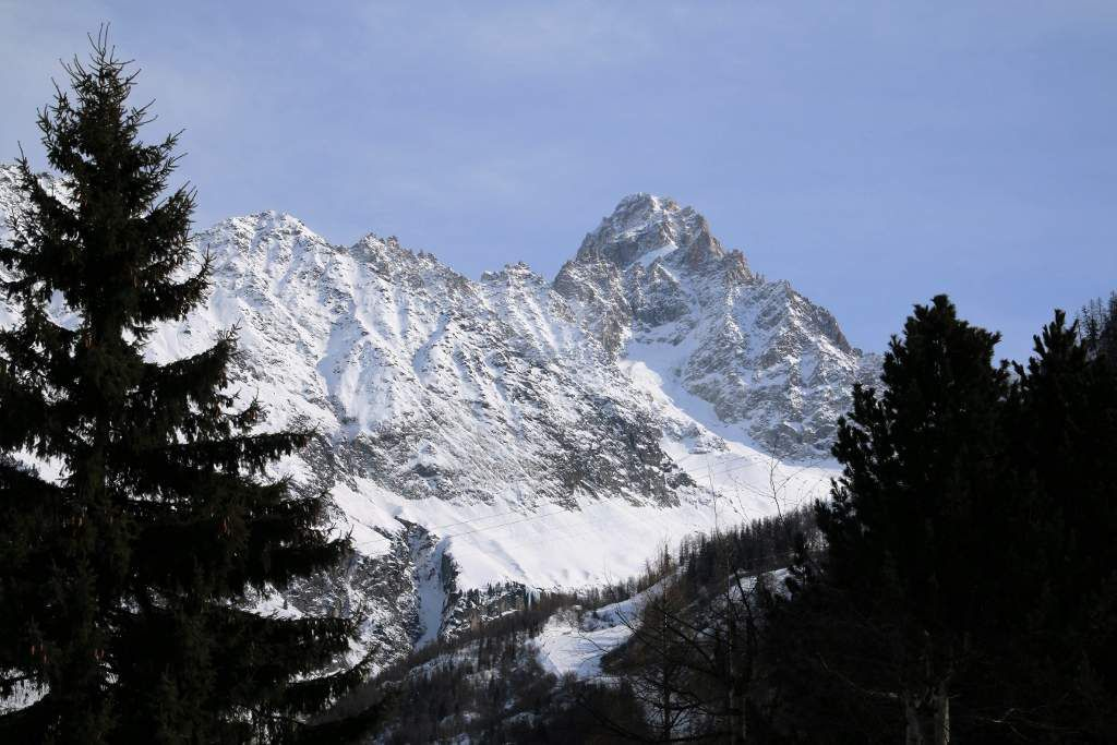 Vallée Chamonix Mont Blanc