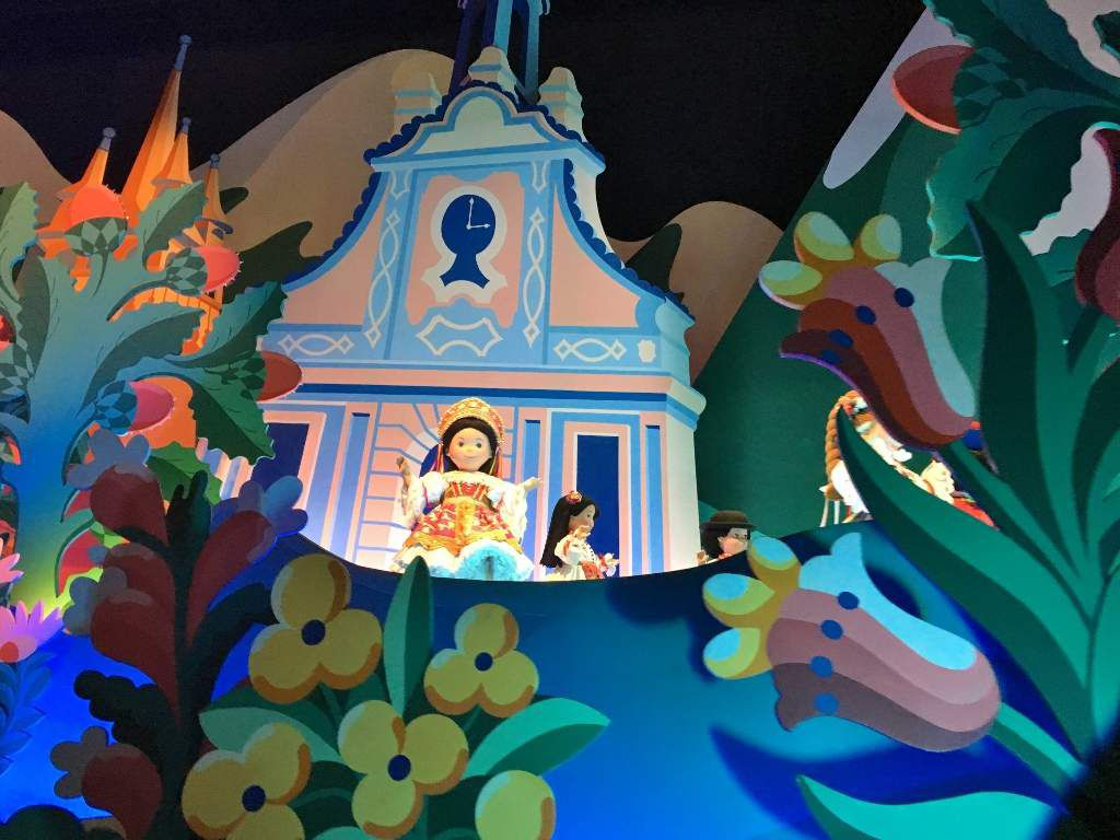 It's a small world Europe - 1