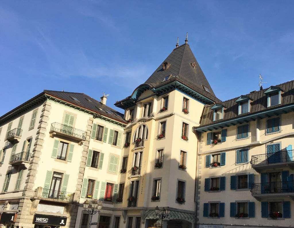 Chamonix suite