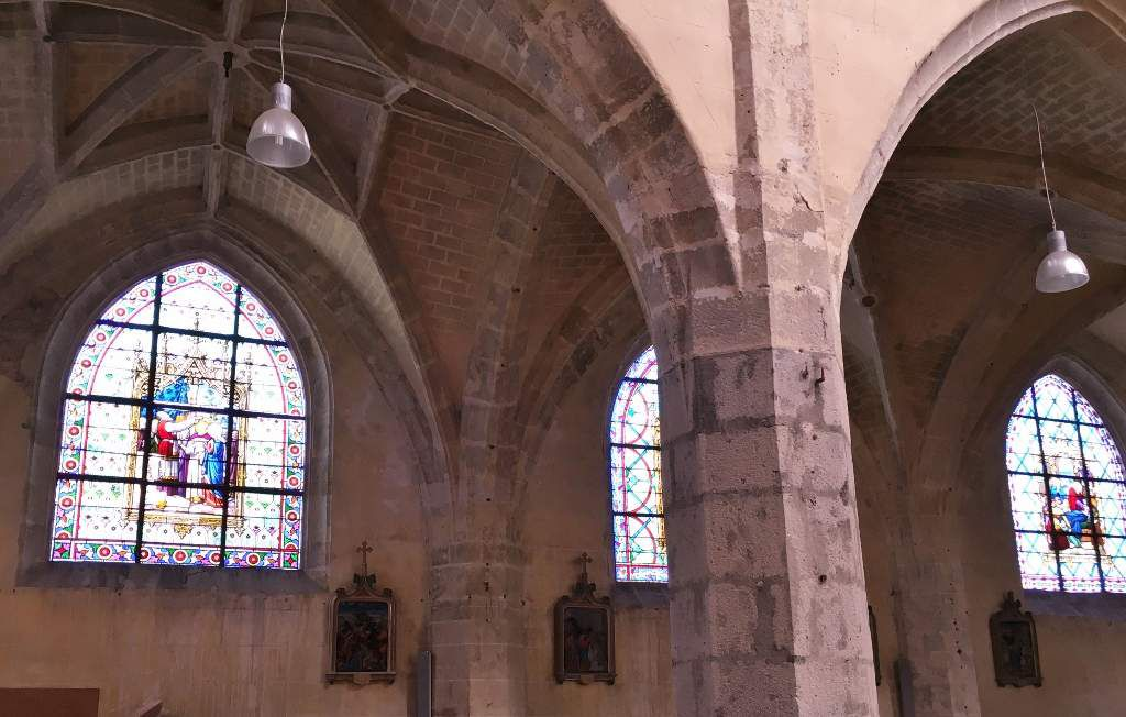 Eglise Saint Etienne - Janville