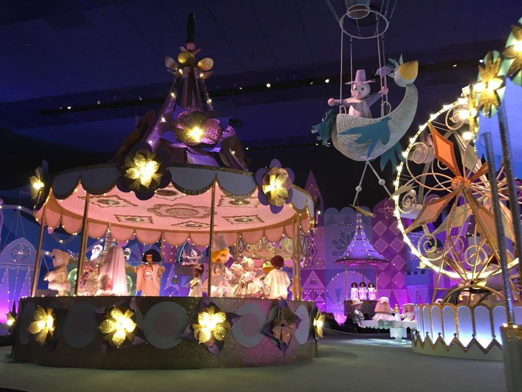 It's a small world - Paris - Disneyland
