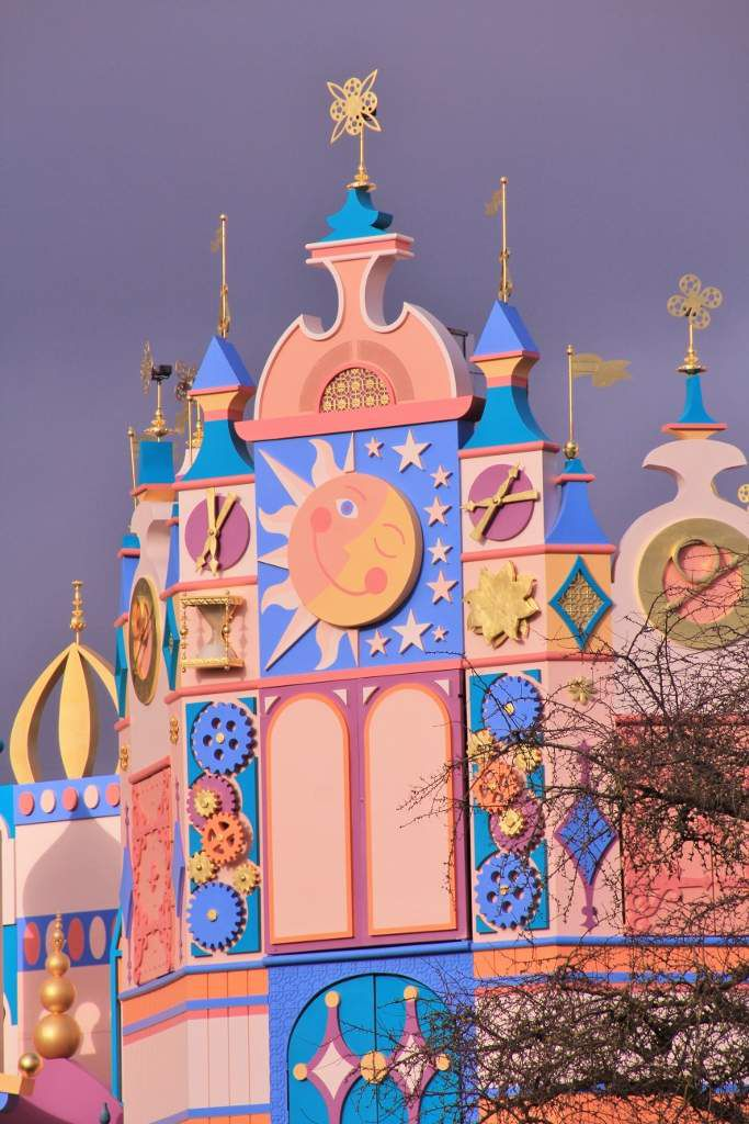 It's a small world - Les îles