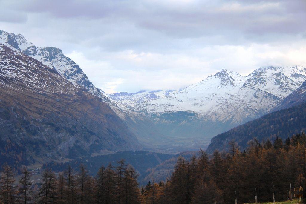 Un jour d'Automne, vallée Maurienne