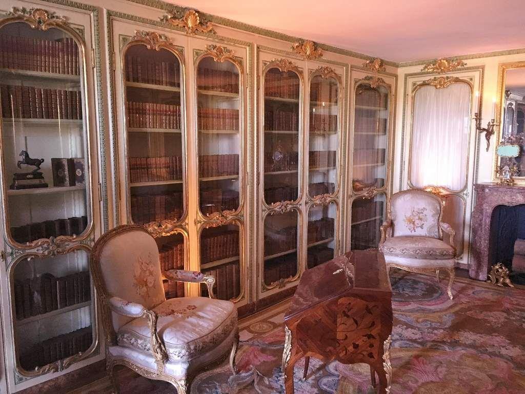 Salons des Dames Chateau Versailles