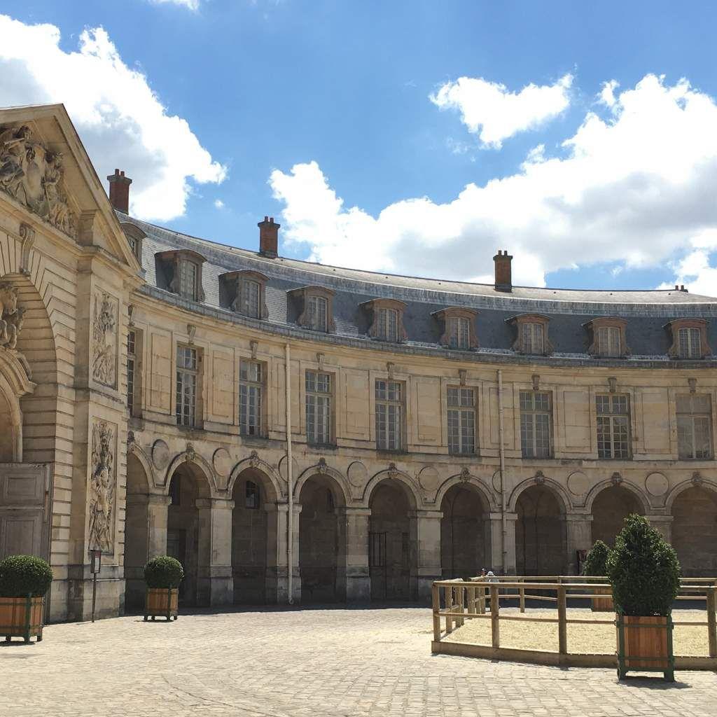 Ecuries du château de Versailles