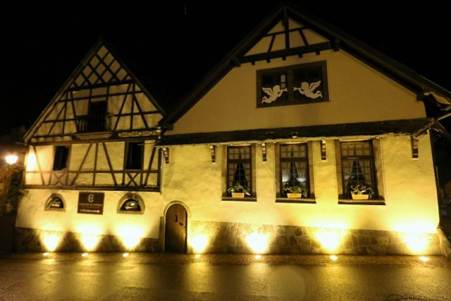 Ottrott by night L'Alsace